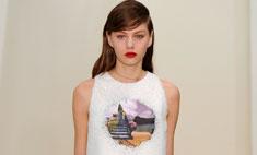 Высокая мода: лучшее с показа Dior Couture весна-2014