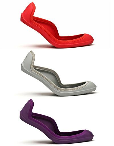 Галоши для обуви на каблуке Swims