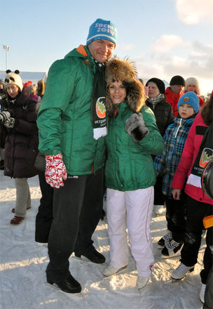 Мария Петрова и Алексей Тихонов
