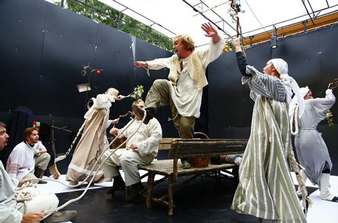 Афиша театров Москвы 2014