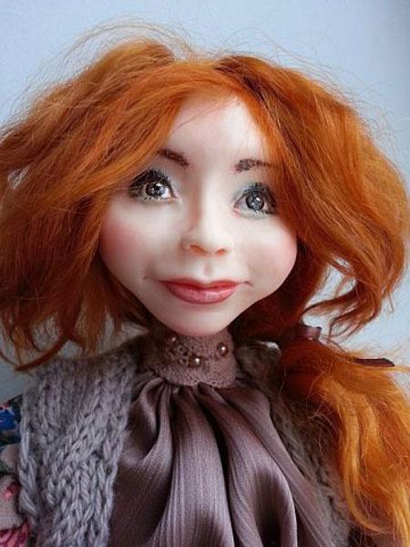Авторские куклы, хендмейд, ручная работа