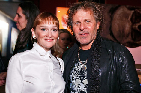 Elena Sotnikova&Renzo Rosso