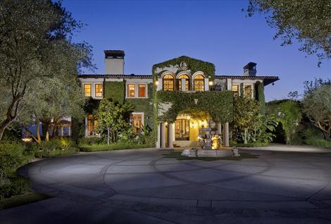 Итоги года 2014: 10 домов знаменитостей, выставленных на продажу | галерея [2] фото [15]