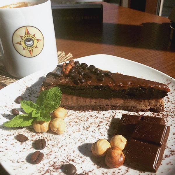 ем шоколад