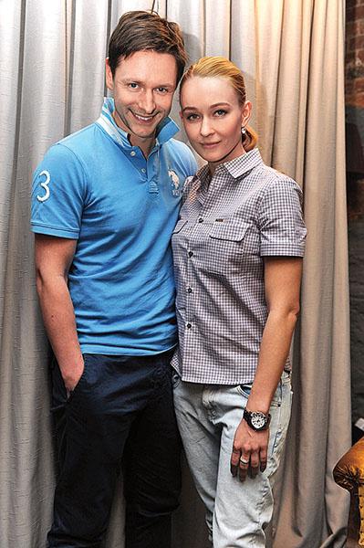 Анастасия Панина и Владимир Жеребцов