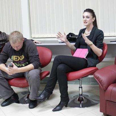 Анна Захур, 28 лет, имиджмейкер, стилист, руководитель Академии Стиля Style2Styl