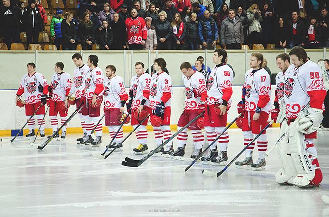 ХК «Ростов» хоккей спорт