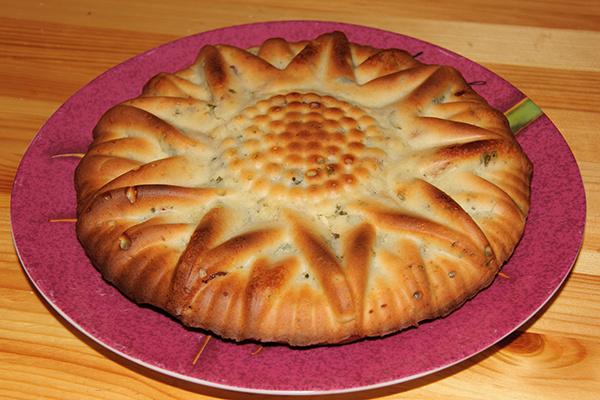 Пирог закусочный