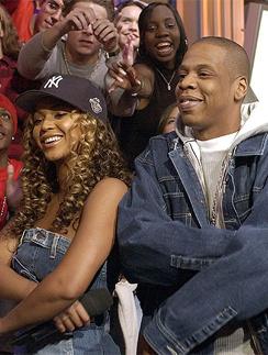 Бейонсе (Beyonce) и Джей Зи (Jay-Z)