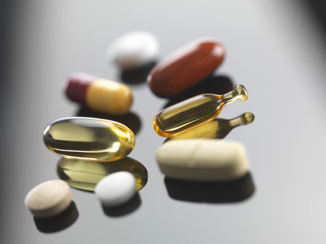Витамины для повышения иммунитета