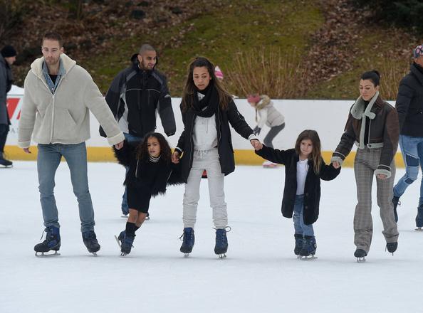Ким Кардашьян, дети, фото