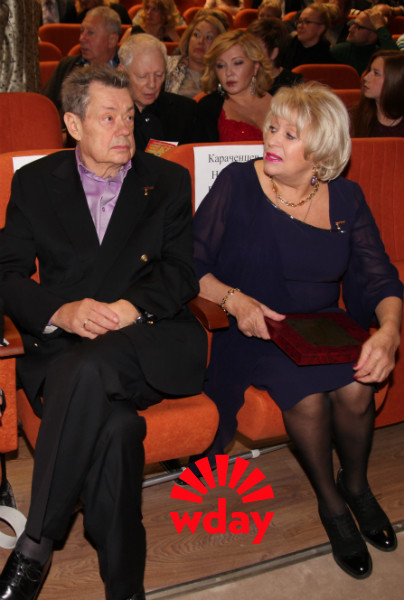 Николай Караченцов, Людмила Поргина