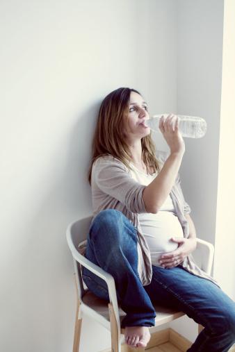 Минеральная вода для беременных