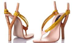 Как избежать неприятностей от обуви на каблуке