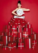 Марка The Body Shop презентовала 110 вариантов подарочных наборов