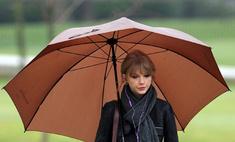 Человек дождя: какие зонты выбирают звезды?