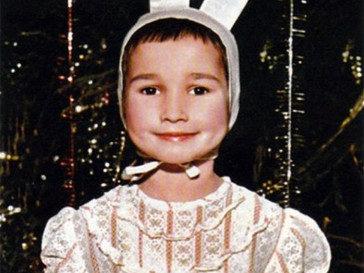 Детское фото Анфисы Чеховой.