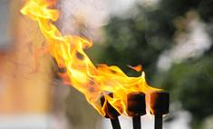 Стартовала эстафета паралимпийского огня