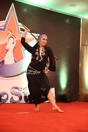 Барнаульская танцовщица победила на международном фествиале