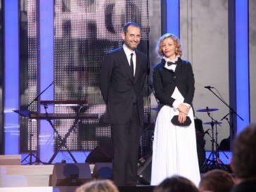 Екатерина Волкова и Алексей Попогребский