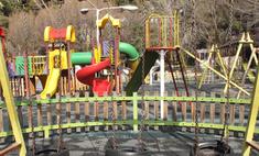 Евгению Чичваркину запретили строить детскую площадку