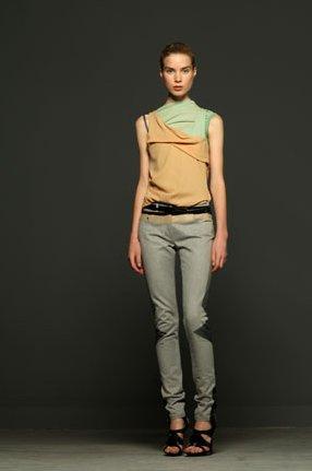 Balenciaga, круизная коллекция, лето 2009