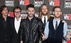 Московский концерт Maroon 5 переносится на ноябрь