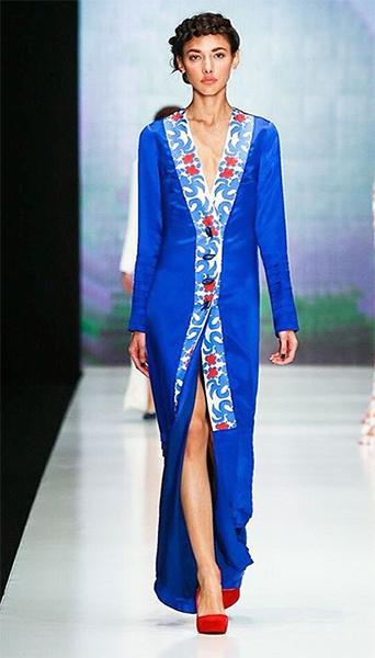 Дизайнер Анастасия Стругалева, Неделя моды в Екатеринбурге