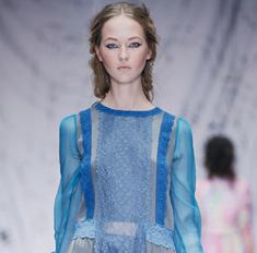 Лучшие коллекции на Mercedes-Benz Fashion Week Russia