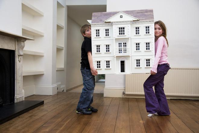 Переезд с детьми практические советы