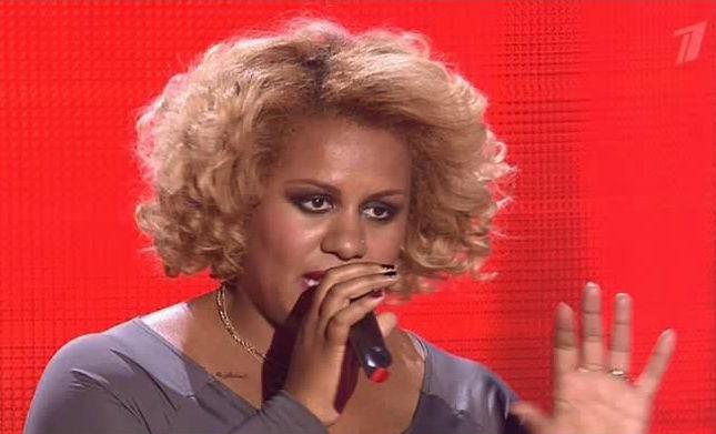 Мари Нжипуакую, Голос 3 на Первом канале