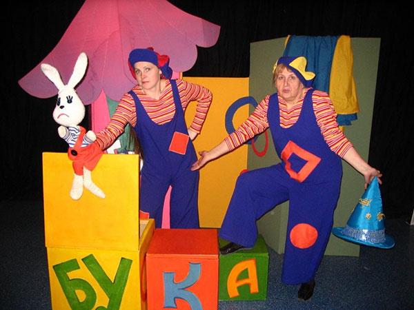 Детские спектакли в Сургуте