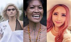 самых диких трендов женской красоты азиатских странах