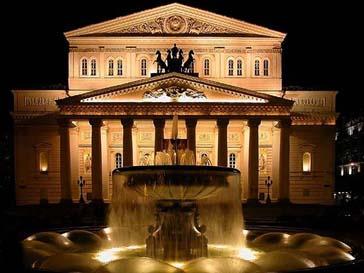 Реконструкция Большого театра