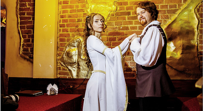 Свадьба не по правилам