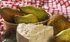 Изысканный салат из груши с сыром