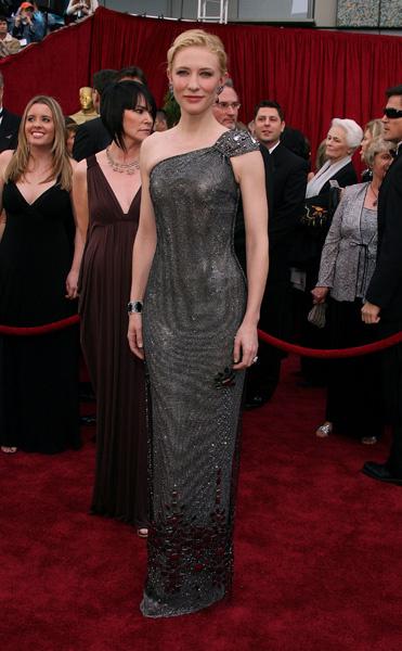 Кейт Бланшетт, Оскар 2007