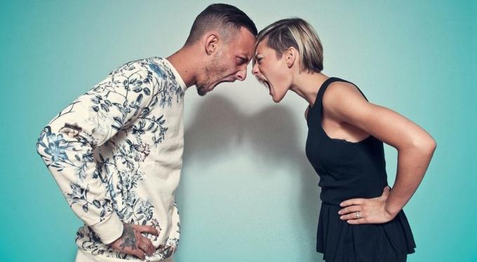 Что делать, если вы постоянно срываетесь на партнера