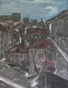 Картина Антона Кетова