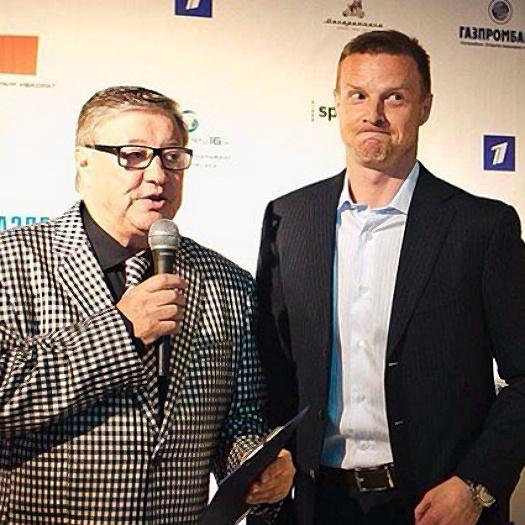Вячеслав Малафеев станет ведущим на Первом канале: фото