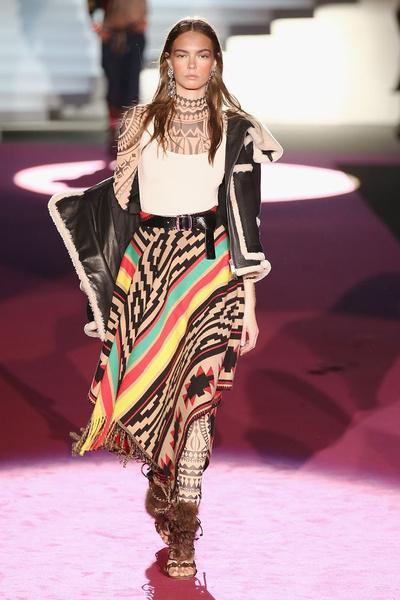 Показ DSquared2 на Неделе моды в Милане | галерея [2] фото [9]