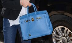 Hermes решил переименовать сумки Birkin