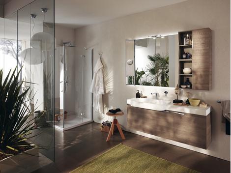 Новые решения для ванной от компании Scavolini | галерея [1] фото [10]