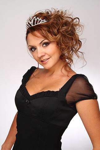 Конкурс Миссис Новосибирск победитель Анастасия Гарусова