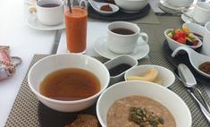 Макробиотика: чем завтракает Виктория Лопырева