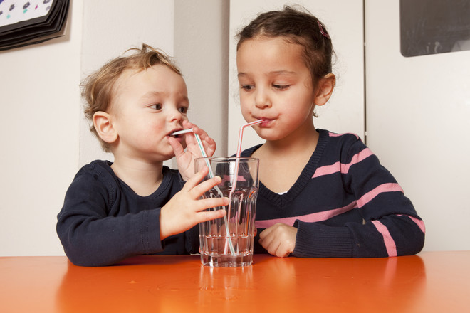 чистая вода вредна для детей