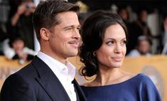 Джоли и Питт купили дом во Франции и дачу в Испании