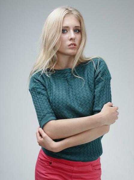 Алена Лескина, «Юная топ-модель Екатеринбурга-2016», фото