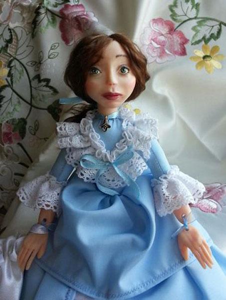 Авторские куклы, хенд-мейд, ручная работа