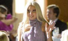 Леди Гага побывала подружкой невесты